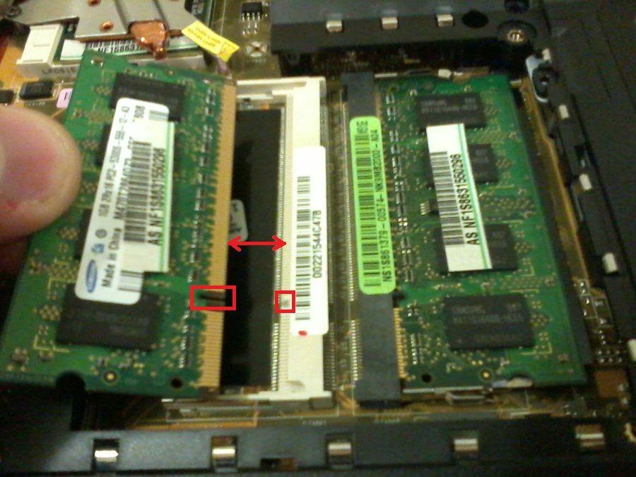 Оперативная память ремонт своими руками 775