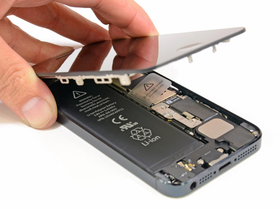 Замена экрана у телефона своими руками 264